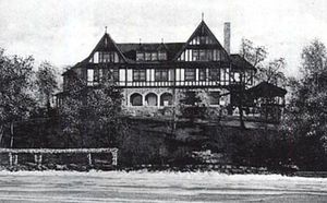 Rose Selfridge - Harrose Hall, Lake Geneva, home of Harry and Rose Selfridge.