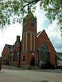 Hartford City Presbyterian Church Northwest Side.JPG