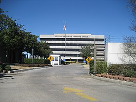 Harvey Jefferson Sheriffs Office Jan 2010.jpg