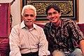 Hatta Rajasa and Lucky Hakim, 2012.jpg