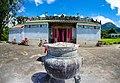 Hau Wong Temple, incense burner. Tung Chung, Lantau Island (Hong Kong).jpg