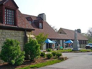 Black Hawk Museum and Lodge - Image: Hauberg Museum RI IL