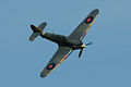 Hawker Sea Hurricane Ib 'Z7015 - 7-L' (G-BKTH) (12352239775).jpg