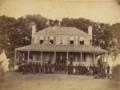 Head Quarters of 1st Mass Cavalry, Edisto Island, S.C.tif