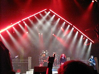 Heaven and Hell 2007 Tour - Image: Heaven And Hell 1