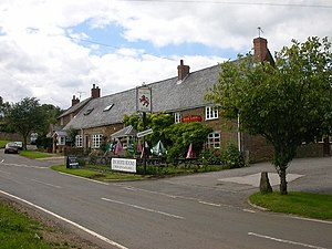 Hellidon - The Red Lion public house