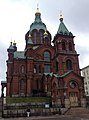 Helsinki Orthodox Cathedral on 4th April 2015 1.jpg