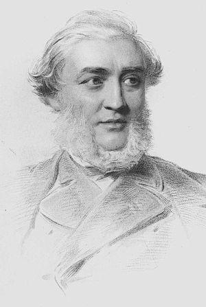 Henry Bence Jones - Henry Bence Jones, painting by George Richmond