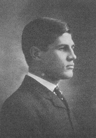 Henry Schoellkopf - Henry Schoellkopf c. 1907