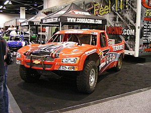 Championship Off-Road Racing - 2008 Herbst Team Pro-4 Trophy Truck
