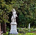 Hercules statue at Ballarat botanical garden.jpg