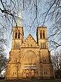 Herne Herz-Jesu church west side.jpg