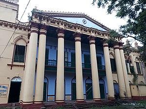 Hetampur - Hetampur Raj Palace
