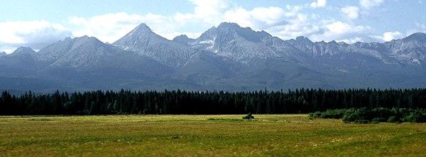 High Tatras south 2