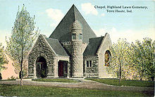 Highland Lawn Cemetery Chapel