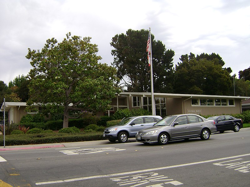 Hillsdale San Mateo Food Court