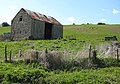 Hillside barn near Dryslade Farm - geograph.org.uk - 765531.jpg