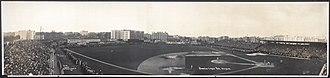 Hilltop Park - Hilltop Park, circa 1910.