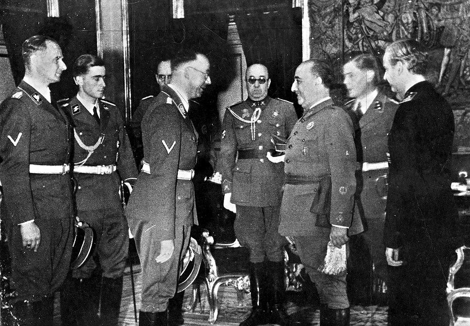 Himmlerencuentroconfranco1940