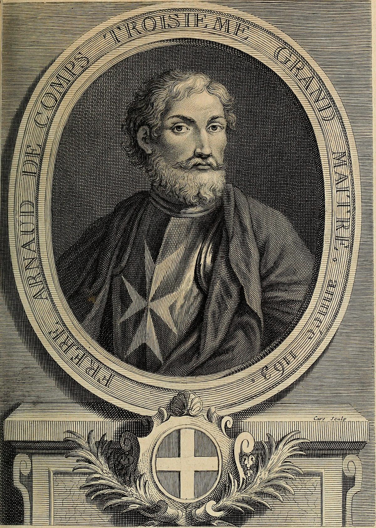 Arnaud de comps wikidata Histoire des jardins wikipedia