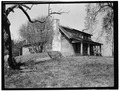 Historic American Buildings Survey. - Early House, Louisburg, Franklin County, NC HABS NC,35-LOUBU.V,2-1.tif
