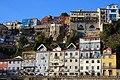 Historic buildings along the Douro River, Porto (26474230199).jpg