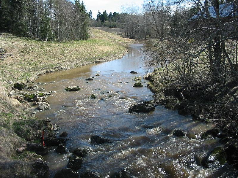 File:Hitolanjokea Kiikalan Rekijoen kylässä.jpg