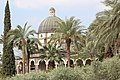 Holy Land 2016 P0334 Mount of Beatitudes Church of the Beatitudes Tabgha.jpg