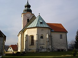 Holy Name of Mary Parish Church (Kalobje) 07.jpg