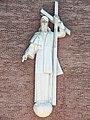 Holy Redeemer statue (Kensington, MD).JPG