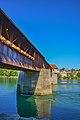 Holzbrücke Bad Säckingen - Stein.jpg
