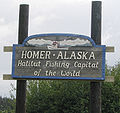 Homer Alaska Welcome Sign.JPG