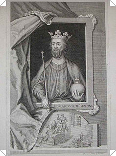 Cultural depictions of Edward II of England