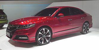 Honda Spirior - Image: Honda Spirior Concept 02 Auto China 2014 04 23