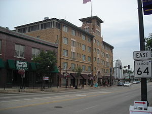 Hotel Baker (St. Charles, IL) 05.JPG