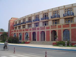 Hotel Mogador, facing Essaouira beach (2844652945).jpg