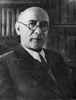 Hrachia Adjarian - Acharian in c. 1925