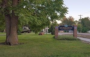 Humeston, Iowa - Image: Humeston, Iowa