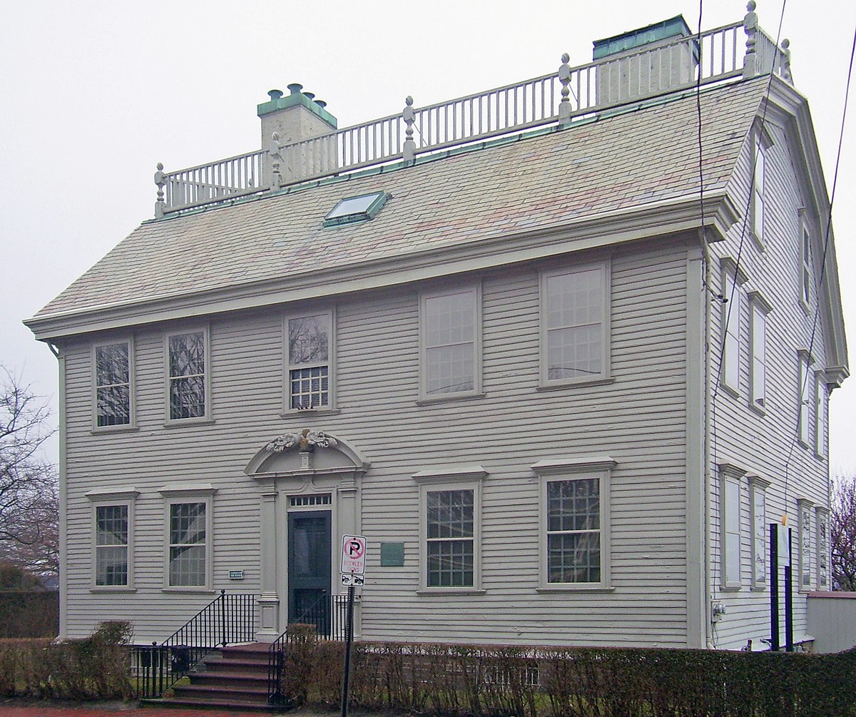 Hunter House Newport Rhode Island Wikipedia