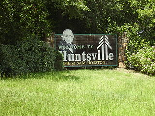 Huntsville, Texas City in Texas, United States