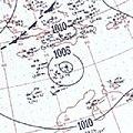 Hurricane Katie surface analysis October 16 1955.jpg