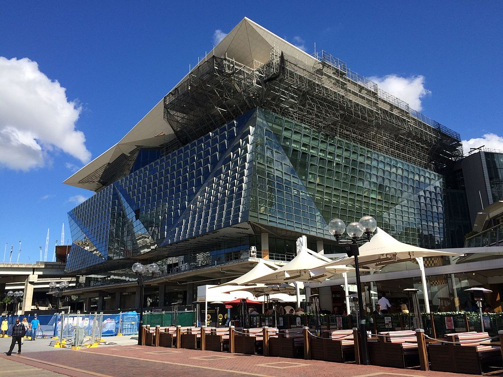 sydney exhibition center location - photo#3