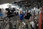 ISS-55 Drew Feustel and Ricky Arnold in the Destiny lab.jpg