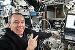 ISS-55 Drew Feustel tends to the Multi-Use Variable-G Platform in the Destiny lab.jpg