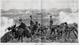 Battle of Langnes battle