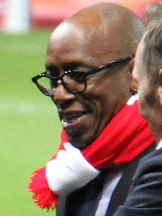 Ian Wright - Wright in 2015