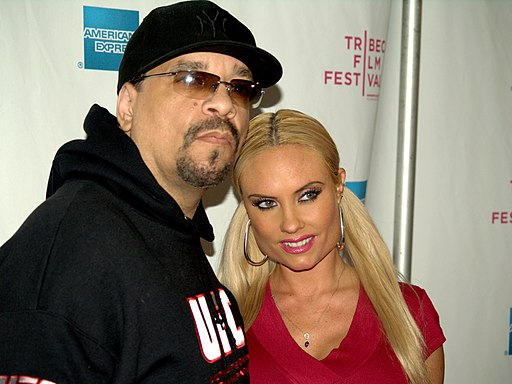 Ice-T and Coco at the Tribeca Film Festival