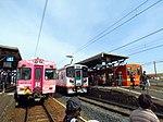Ichibata Electric Railway Kabato Station (36510918125).jpg