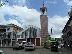 Maceo, Antioquia - Image: Iglesia de Maceo