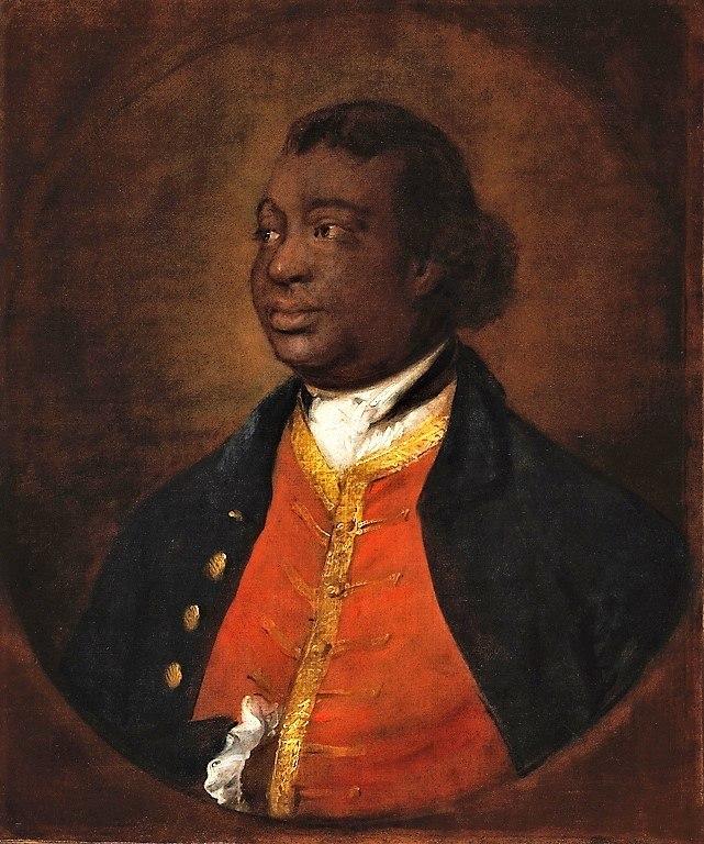 Ignatius Sancho, 1768